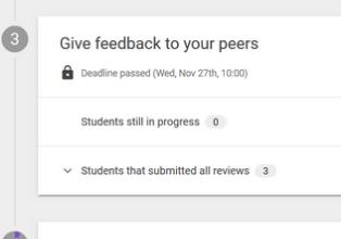 Peer feedback opdracht FBF